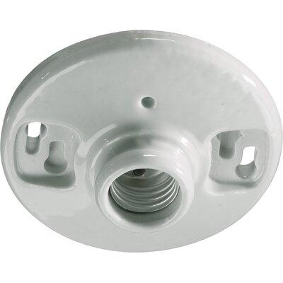 Keyless Porcelain Socket