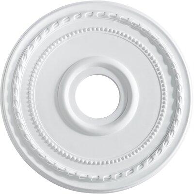 17.5 Ceiling Medallion in Studio White