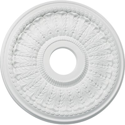Decorative Ceiling Medallion Size: 18 W x 18 D