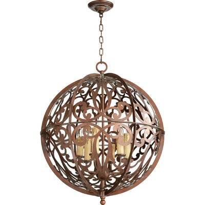 Montgomery 6-Light Globe Pendant