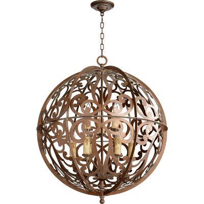 Montgomery 9-Light Globe Pendant