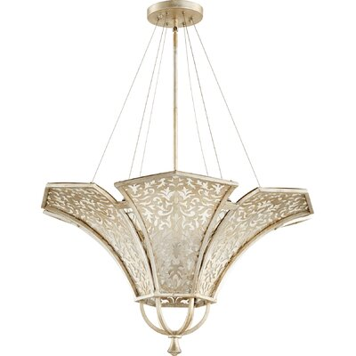 Bastille 4-Light Inverted Pendant