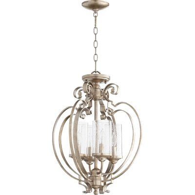 Chalon 4-Light Foyer Pendant