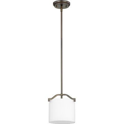 Atwood 1-Light Mini Drum Pendant
