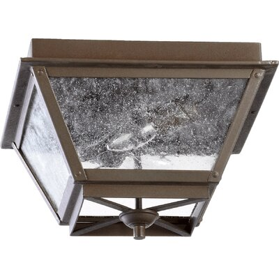 Emile 2-Light Wall Lantern