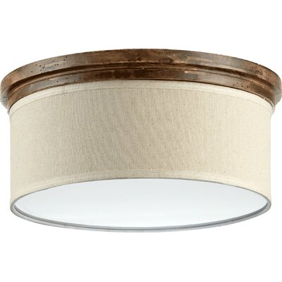 Telluride 3-Light Flush Mount