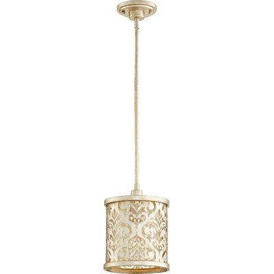 Bastille 1-Light Mini Pendant