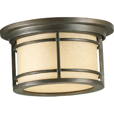 Larson 1-Light Flush Mount