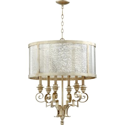 Champlain 6-Light Drum Chandelier