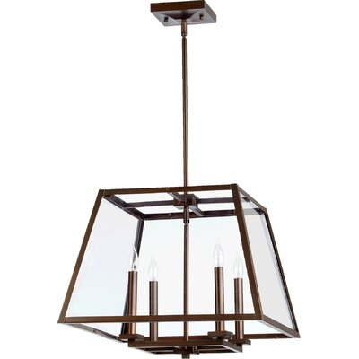 Politte 4-Light Pendant