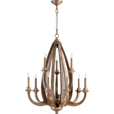 Telluride 9-Light Candle-Style Chandelier