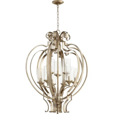 Chalon 9-Light Foyer Pendant