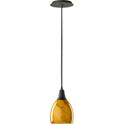 1-Light Pendant Finish: Old World