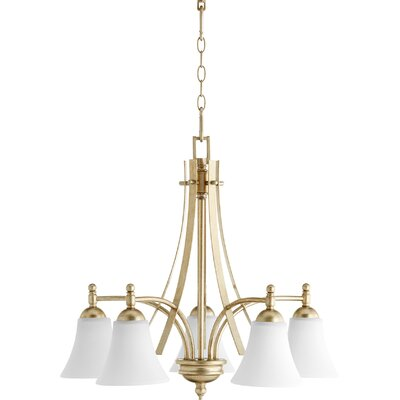 Eastchester 5-Light Candle-Style Chandelier