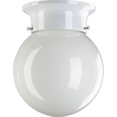 Ball Semi Flush Mount