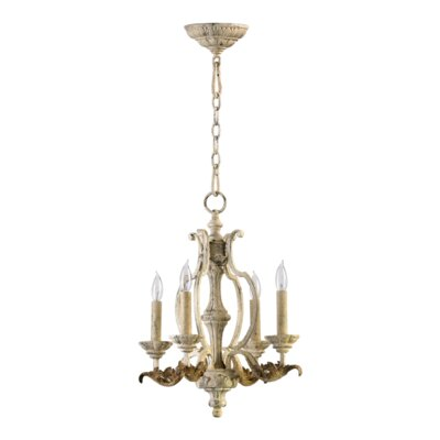 Florence 4-Light Candle-Style Chandelier