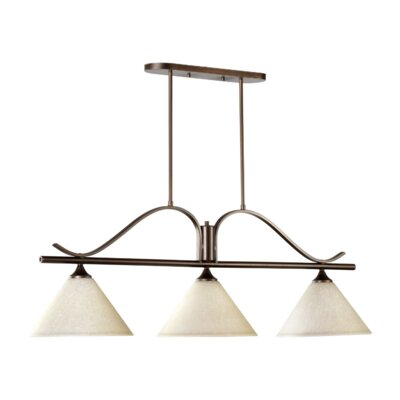 Winslet 3-Light Kitchen Island Pendant