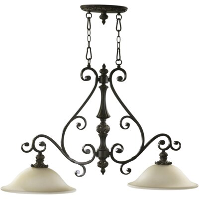 Fulton 2-Light Pendant