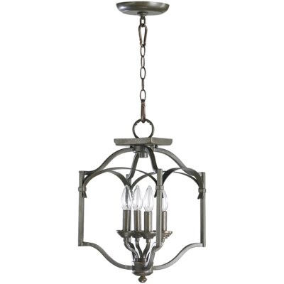 Atwood 4-Light Foyer Pendant