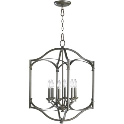 Atwood 6-Light Foyer Pendant