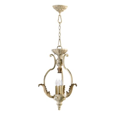 Guyette 3-Light Foyer Pendant