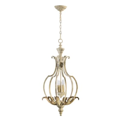 Florence 4-Light Foyer Pendant 6837-4-70