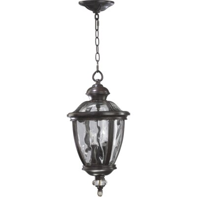 Sloane 3-Light Outdoor Pendant