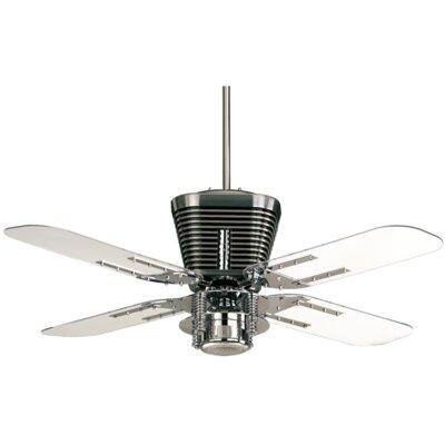 52 Retro 4-Blade Ceiling Fan