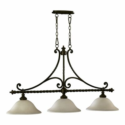 Alameda 3-Light Kitchen Island Pendant