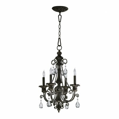 Fulton 4-Light Candle-Style Chandelier
