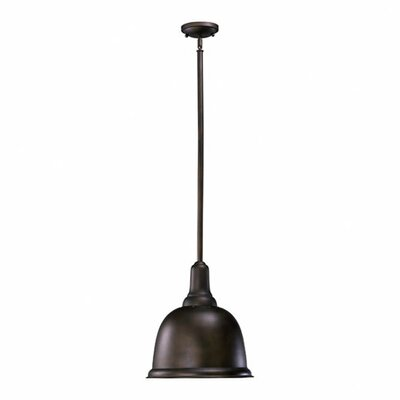 1-Light Pendant Finish: Oiled Bronze