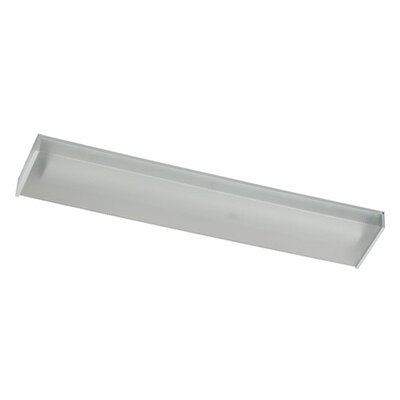 Fluorescent Strip Light Size: 48.75 W x 6.75 D