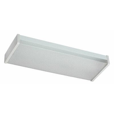 2-Light 17W Fluorescent Strip Light