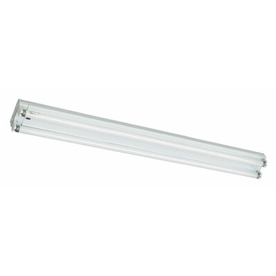 Strip Flush Mount Size: 2.75 H x 48 W