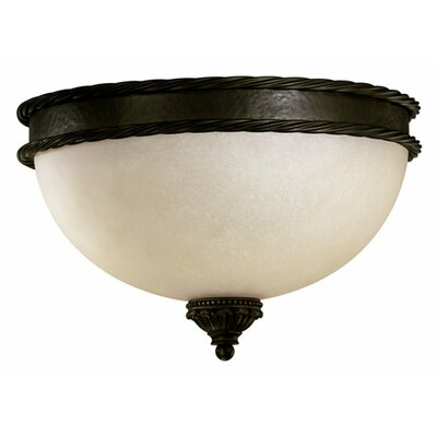 Alameda 3-Light Flush Mount