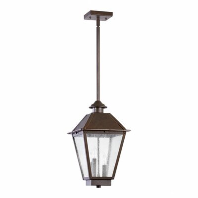 Emile 3-Light Outdoor Pendant