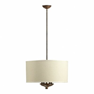 Telluride 5-Light Drum Pendant