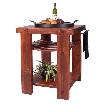 2 Day Cross Creek Prep Table - Kitchen Island - Portable Kitchen Islands Shop