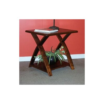 No credit financing Traversa End Table...