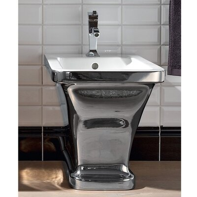 Butterfly 16.5 Floor Mount Bidet