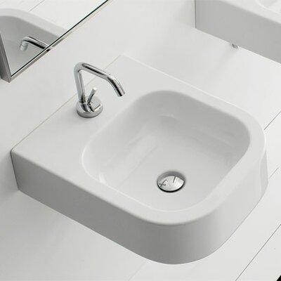 Next 16 Wall Mounted Bathroom Sink