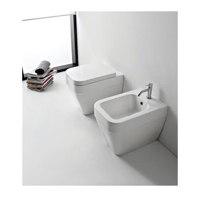 Next 1.2 GPF Elongated Toilet Bowl