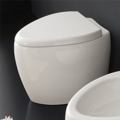 Moai 1.2 GPF Elongated Toilet Bowl