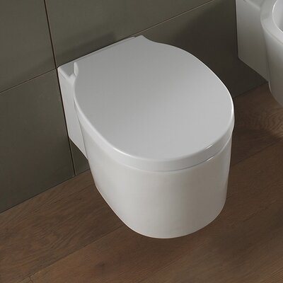 Bucket 1.2 GPF Elongated Toilet Bowl