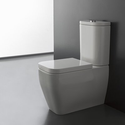 Next 1.2 GPF Elongated Two-Piece Toilet