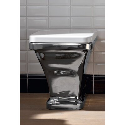 Butterfly 1.3 GPF Elongated Toilet Bowl