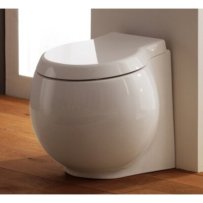 Planet 1.3 GPF Round Toilet Bowl