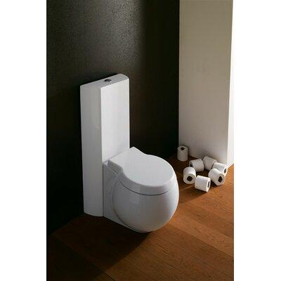 Planet Chromed Kit Toilet Seat Cover