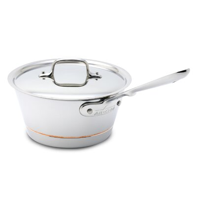 Copper-Core 2.5-qt. Saucepan with Lid