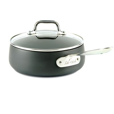 All-Clad Saucepan with Lid E7852664